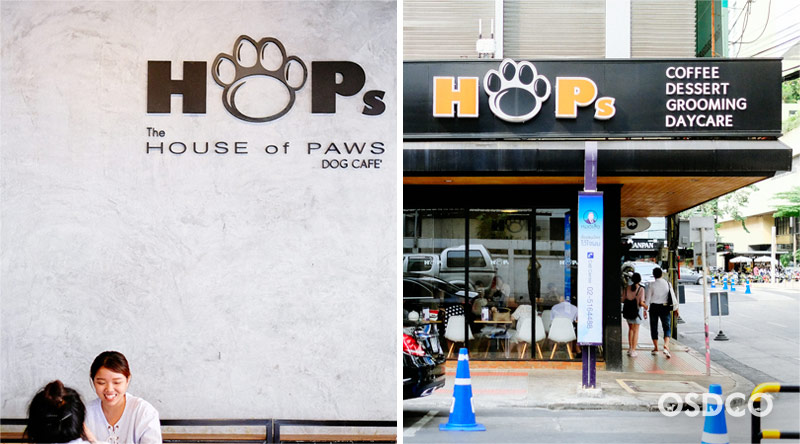 Hops dog cafe